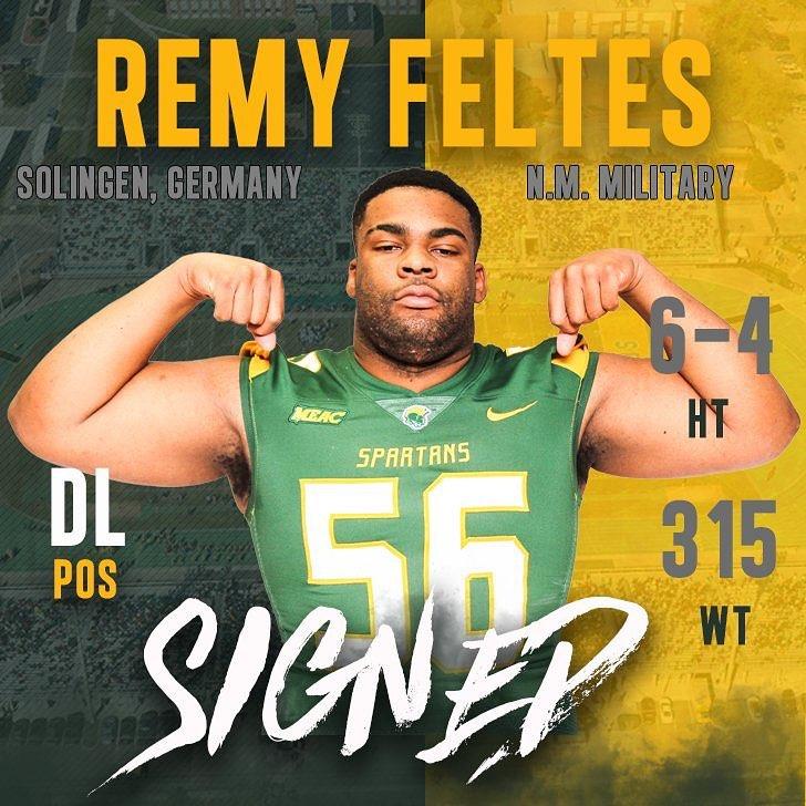 Remy Feltes- Germany-Norfolk State